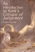 An Introduction to Kant's Critique of Judgment