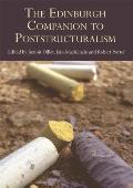 The Edinburgh Companion to Poststructuralism