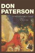 Don Paterson: Contemporary Critical Essays