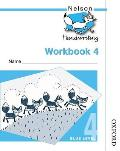 Nelson Handwriting Workbook 4 (X10)