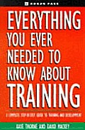 All You Needed to Know about Training