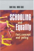 Schooling and Equality: Fact, Concept and Policy