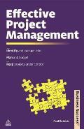 Effective Project Management (Business Success)
