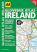 AA Glovebox Atlas Ireland (AA Glovebox Atlas)