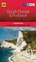 Leisure Map South Dorset & Purbeck