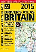 Driver's Atlas Britain 2015