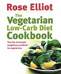 The Vegetarian Low-Carb Diet: The Fast, No-Hunger Weight Loss Diet for Vegetarians
