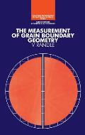 The measurement of grain boundary geometry