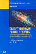 Gauge Theories in Particle Phys 3RD Edition Volume 1