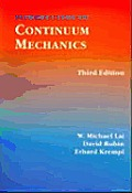 Introduction To Continuum Mechanics (3RD 93 - Old Edition)