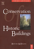 Conservation of Historic Buildings Cover