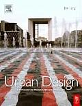 Urban Design A Typology of Procedures & Products