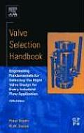 Valve Selection Handbook: Engineering Fundamentals for Selecting the Right Valve Design for Every Industrial Flow Application