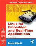 Linux for Embedded and Real-Time Applications with CDROM (Embedded Technology)