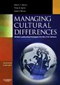 Managing Cultural Differences Global Leadership Strategies for the 21st Century With CDROM