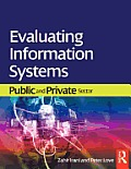 Evaluating Information Systems (08 Edition)