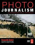 Photojournalism: The Professionals' Approach Cover