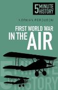 5 Minute History: First World War in the Air (5 Minute History)