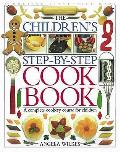 Childrens Step By Step Cookbook Cover