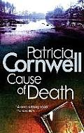 Cause of Death. Patricia Cornwell