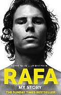 Rafa: My Story Cover