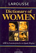 Larousse Dictionary of Women Cover