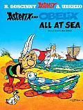 Asterix 30 Asterix & Obelix All At Sea