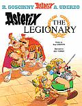 Asterix 10 Asterix The Legionary