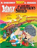 Asterix 11 Asterix & The Chieftains Shield