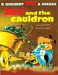 Asterix and the Cauldron Cover