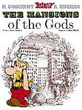 Asterix 17 Asterix & The Mansions Of The Gods