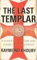 Last Templar Uk Edition
