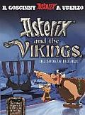 Asterix & the Vikings The Book of the Film