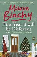This Year It Will Be Different: a Christmas Treasury Cover