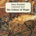 The Colour of Magic (Discworld Novels) Cover
