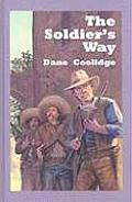 The Soldier's Way (Large Print) (Sagebrush Westerns)