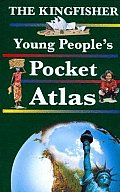 The Kingfisher Young People's Pocket Altas Cover