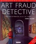 Art Fraud Detective Spot the Difference Solve the Crime With Magnifying Glass