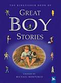 The Kingfisher Book of Great Boy Stories: A Treasury of Classics from Children's Literature (Kingfisher Book Of...) Cover