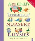 Childs Treasury of Nursery Rhymes With CD