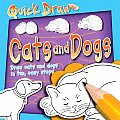 Quick Draw: Cats and Dogs