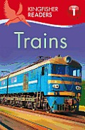 Trains (Kingfisher Readers - Level 1)