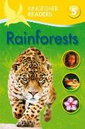 Kingfisher Readers L5: Rainforests (Kingfisher Readers - Level 5) Cover