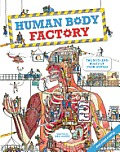 Human Body Factory [With Poster]