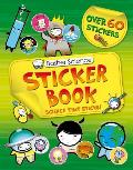 Basher Science: Sticker Book: Science That Sticks! (Basher Science)