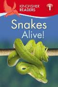 Kingfisher Readers L1 Snakes Alive