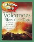 I Wonder Why Volcanoes Blow Their Tops: And Other Questions about Natural Disasters (I Wonder Why)