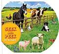Seek & Peek: On the Farm (Lift & Learn)