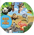 Seek and Peek: At The Zoo
