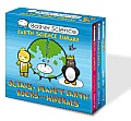 Basher Science: Earth Science Library (3-Copy Boxed Set)) (Basher Science)